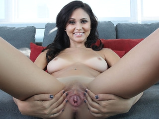 This hot angel can't live without to fuck and can't await to get drilled on the..