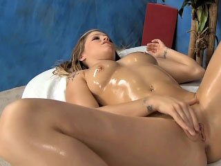 Blonde milf with big bumpers acquires reamed hard by big cock