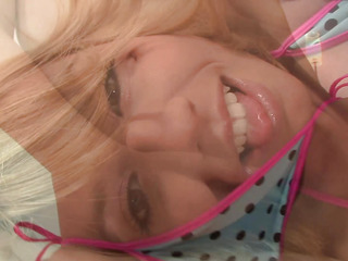 `Lexi Belle says Let's go play!` and who are we to say no to a hotty like that?  This..