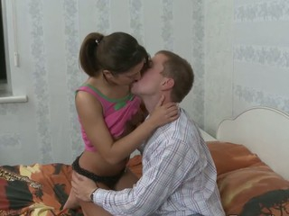 U know u are really fortunate when u are dating a sex-loving teeny who wants to fuck..