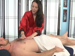 Veronica Radke Loves To Engulf Her Clients Shlong.