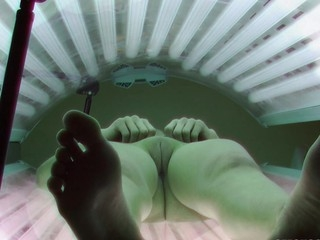 Here is the first hidden camera in solarium!! U havent seen this in advance of! We..